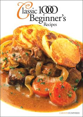 The Classic 1000 Beginners' Recipes (Paperback)