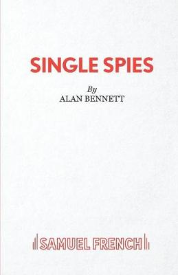 Cover Single Spies - Acting Edition S.