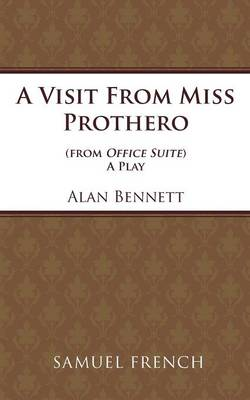 Cover Visit from Miss Prothero - Acting Edition S.