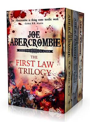 The First Law Trilogy Boxed Set: The Blade Itself, Before They are Hanged, Last Argument of Kings (Multiple copy pack)