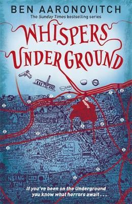 Whispers Under Ground (Paperback)