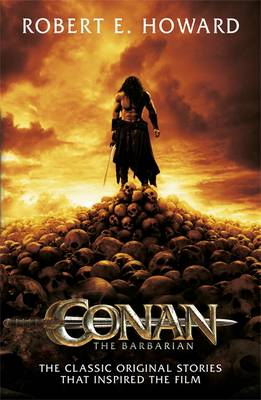 Conan the Barbarian (Paperback)