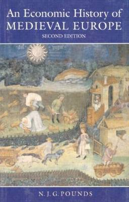 An Economic History of Medieval Europe (Paperback)
