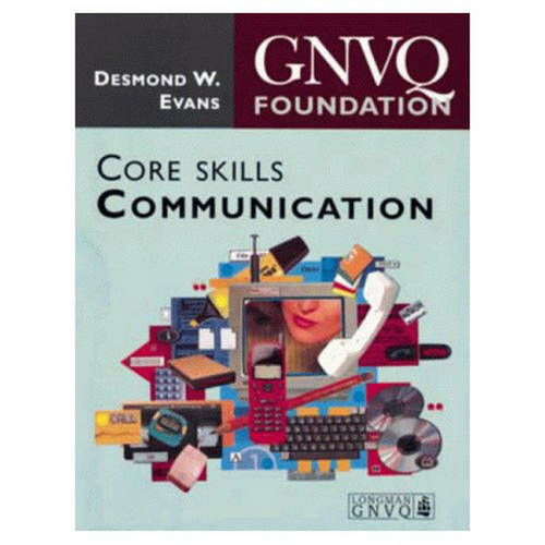 Foundation GNVQ: Core Skills Communication (Paperback)