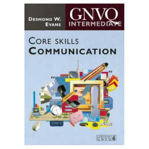 Intermediate GNVQ Core Skills: Communication (Paperback)