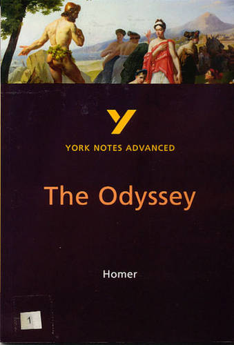 Odyssey: York Notes Advanced - York Notes Advanced (Paperback)