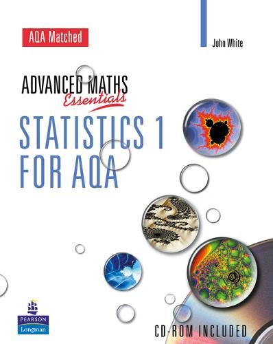 A Level Maths Essentials Statistics 1 for AQA - AQA GCE Maths (Mixed media product)