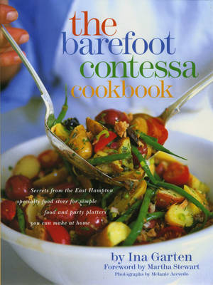 The Barefoot Contessa Cookbook (Hardback)