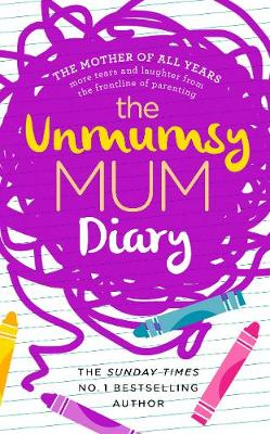 Cover The Unmumsy Mum Diary