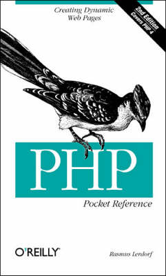 PHP Pocket Reference (Paperback)