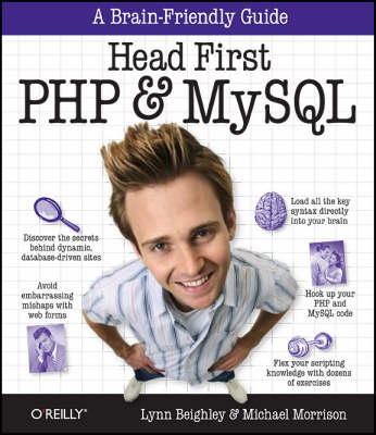 Head First PHP and MySQL (Paperback)