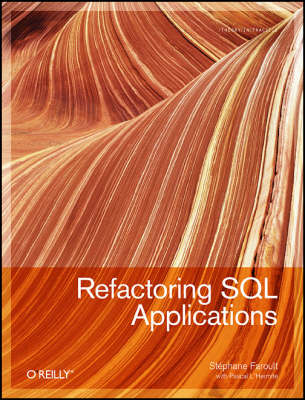 Refactoring SQL Applications (Paperback)