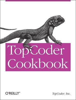 TopCoder Cookbook (Paperback)