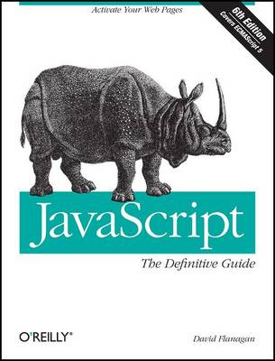 JavaScript: The Definitive Guide (Paperback)