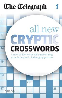 All New Cryptic Crosswords: 1 - The Telegraph Puzzle Books (Paperback)
