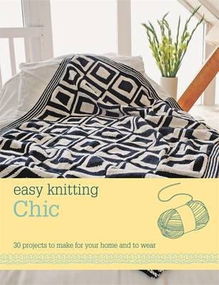 Easy Knitting: Chic (Paperback)