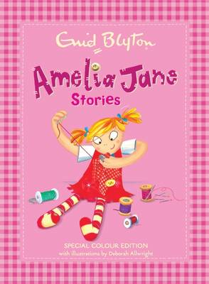 Amelia Jane Stories - Enid Blyton (Paperback)