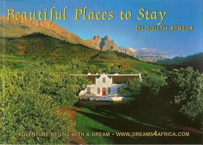 Beautiful Places to Stay in South Africa (Paperback)