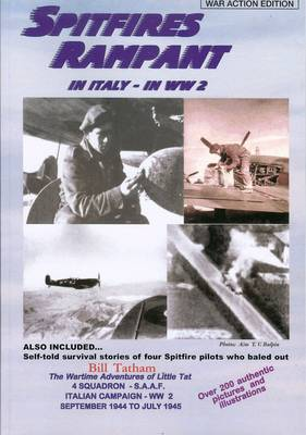 Spitfires Rampant: In Italy in WW2 (Paperback)