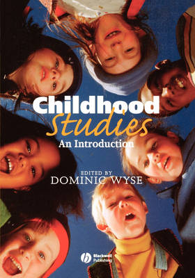 Childhood Studies: An Introduction (Paperback)