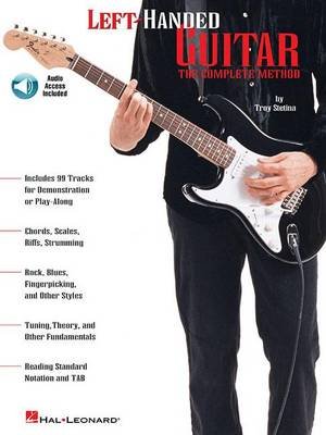 Left Handed Guitar: The Complete Method (Mixed media product)