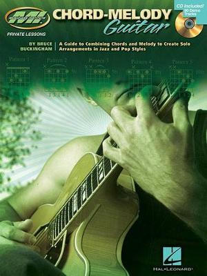 Chord-Melody Guitar (Book and CD) (Paperback)
