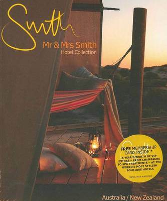 Cover Mr and Mrs Smith Hotel Collection: Australia and New Zealand
