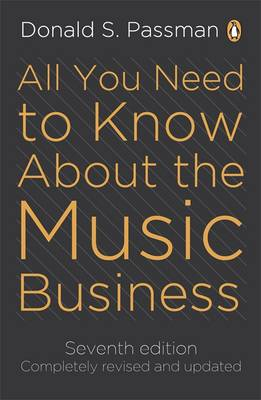 All You Need to Know About the Music Business (Paperback)