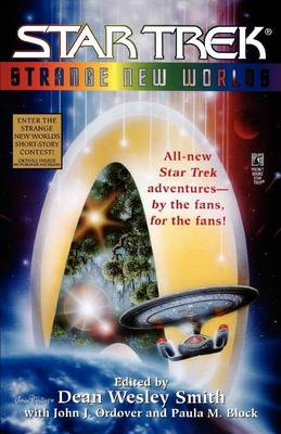 Strange New Worlds - Star Trek 1 (Paperback)