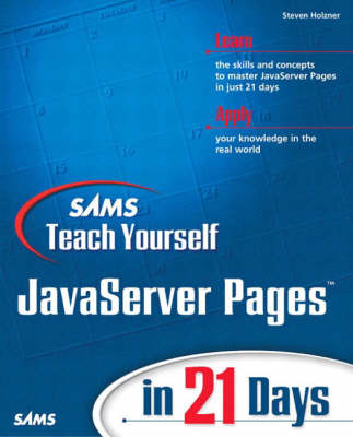 Sams Teach Yourself JavaServer Pages in 21 Days (Paperback)