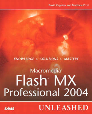 Macromedia Flash Mx Professional 2004 Unleashed (Paperback)