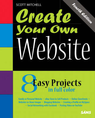 Create Your Own Website (Mixed media product)