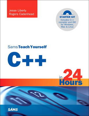 Sams Teach Yourself C++ in 24 Hours (Mixed media product)