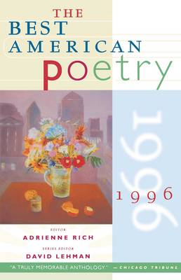 The Best American Poetry 1996 1996 (Paperback)