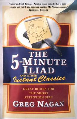 5 Minute Iliad & Other Classics (Paperback)