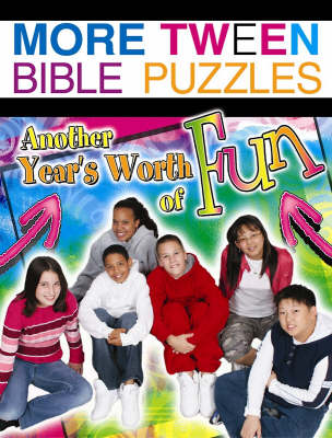 More Tween Bible Puzzles: Another Year's Worth of Fun (Paperback)