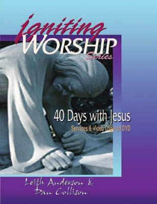 40 Days with Jesus: Services and Video Clips on DVD (DVD)