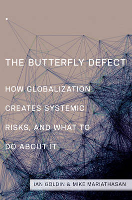 The Butterfly Defect: How Globalization Creates Systemic Risks, and What to Do About it (Hardback)