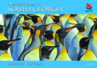 A Visitor's Guide to South Georgia - Wildguides (Spiral bound)