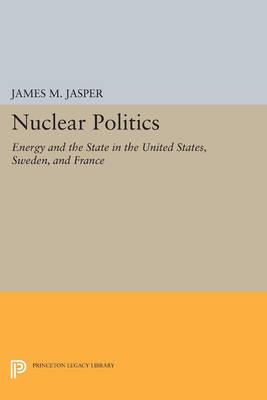 Nuclear Politics: Energy and the State in the United States, Sweden, and France - Princeton Legacy Library (Paperback)
