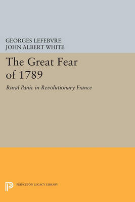 The Great Fear of 1789: Rural Panic in Revolutionary France - Princeton Legacy Library (Paperback)