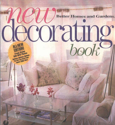 New Decorating Book (Paperback)