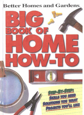 Big Book of Home How-to (Hardback)