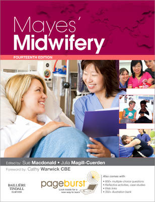 Mayes' Midwifery: A Textbook for Midwives (Mixed media product)