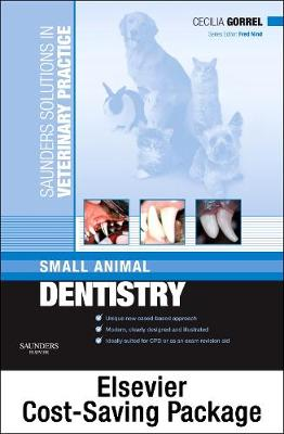 Saunders Solutions in Veterinary Practice: Dentistry, Ophthalmology, Dermatology Package - Saunders Solutions in Veterinary Practice (Paperback)