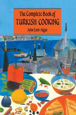 The Complete Book of Turkish Cooking (Paperback)