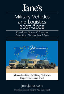 Jane's Military Vehicles and Logistics 2007/2008 (Hardback)