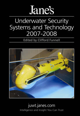 Jane's Underwater Security Systems and Tecnology 2007/2008 (Hardback)