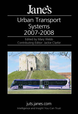 Jane's Urban Transport Systems 2007/2008 (Hardback)