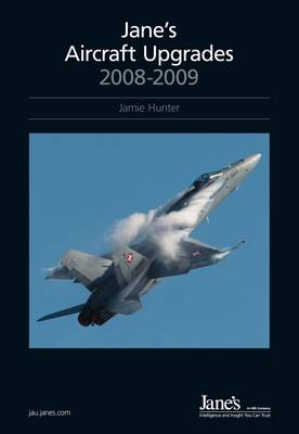 Jane's Aircraft Upgrades 2008/2009 (Hardback)